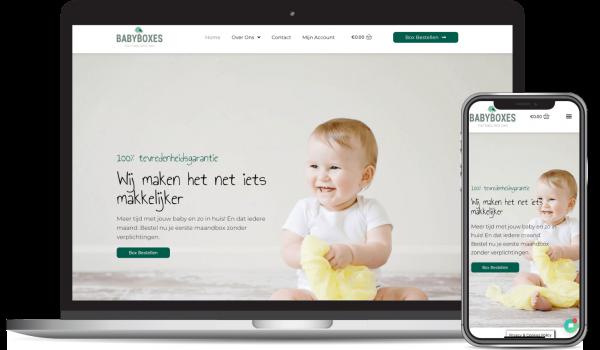 Babyboxex.nl goed
